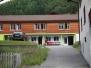 Lagerhaus und Umgebung Sedrun